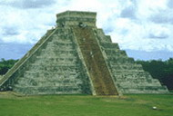 доиспанский город чичен-ица / pre-hispanic city of chichen-itza